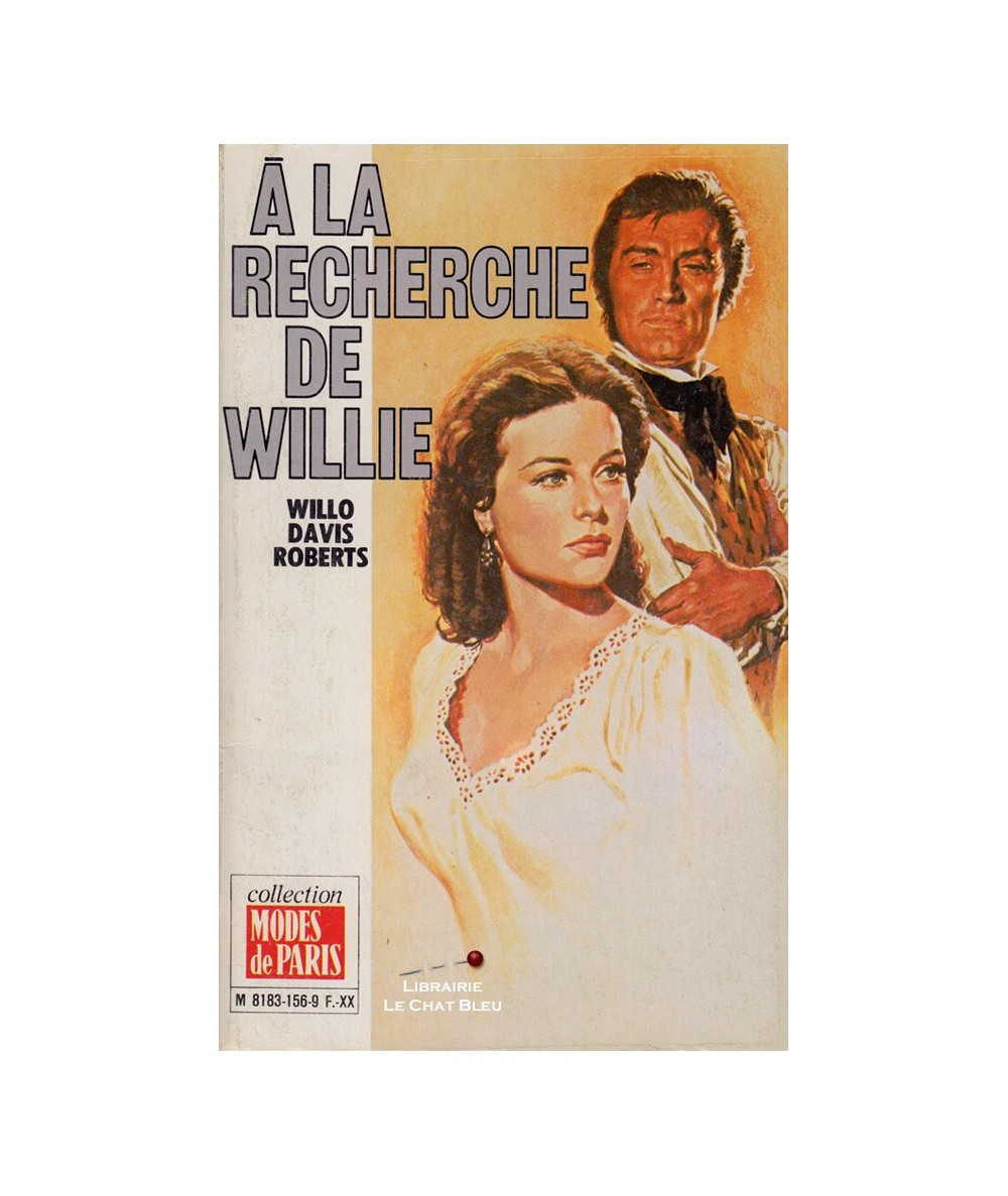 N° 156 - À la recherche de Willie (Willo Davis Roberts)