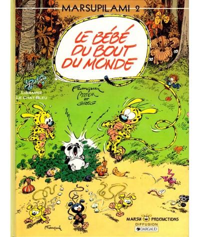 Marsupilami T2 : Le bébé du bout du monde (André Franquin, Greg)