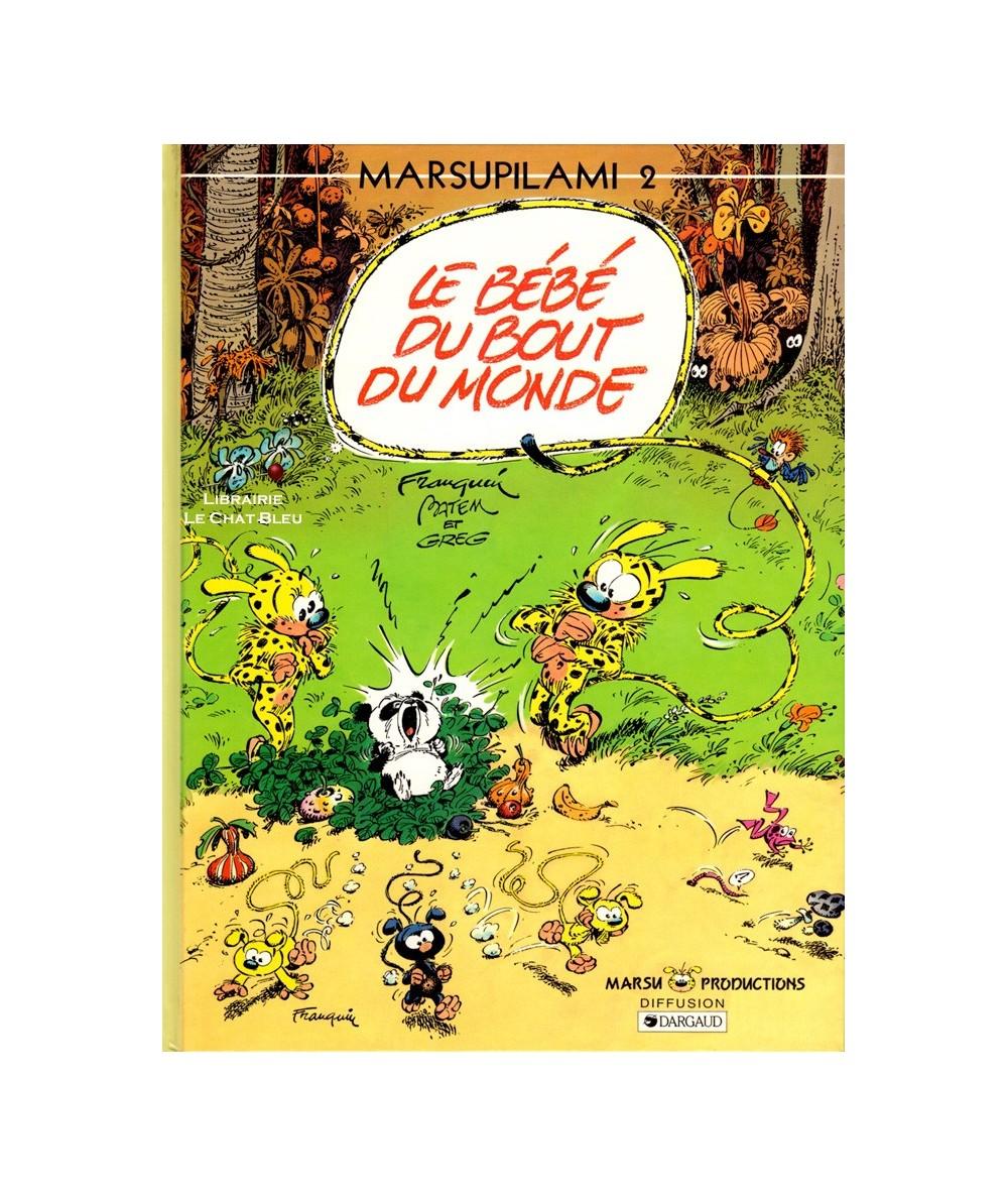 Marsupilami T2 : Le bébé du bout du monde (André Franquin, Batem et Greg)