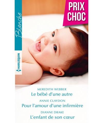 3 romans réédités - Harlequin Blanche N° HS