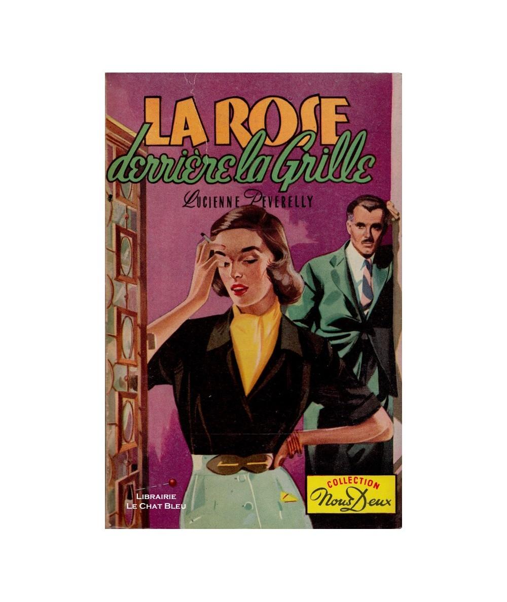 N° 40 - La rose derrière la grille (Lucienne Peverelly)