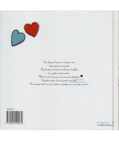 Rouge et Bleuet (Delphine Berger-Cornuel) - Editions Limonade