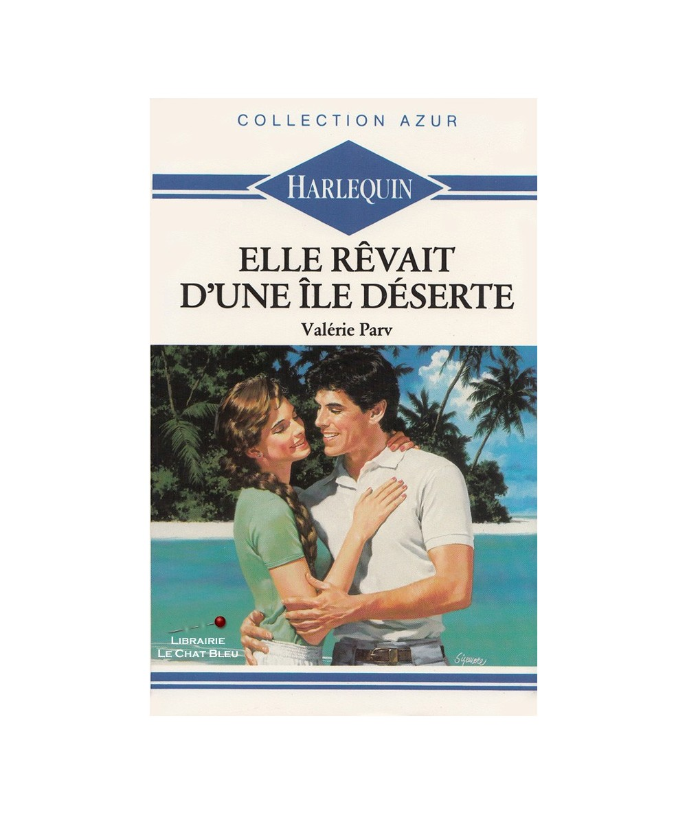 N° 891 - Elle rêvait d'une île déserte (Valérie Parv)