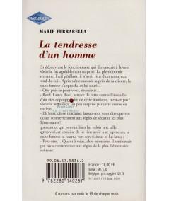 La tendresse d'un homme (Marie Ferrarella) - Harlequin Horizon N° 1615