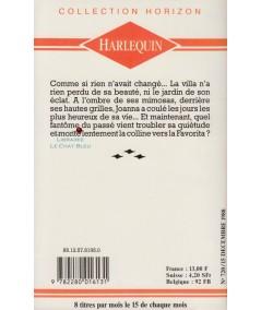 Harold en Italie (Marjorie Lewty) - Harlequin Horizon N° 720