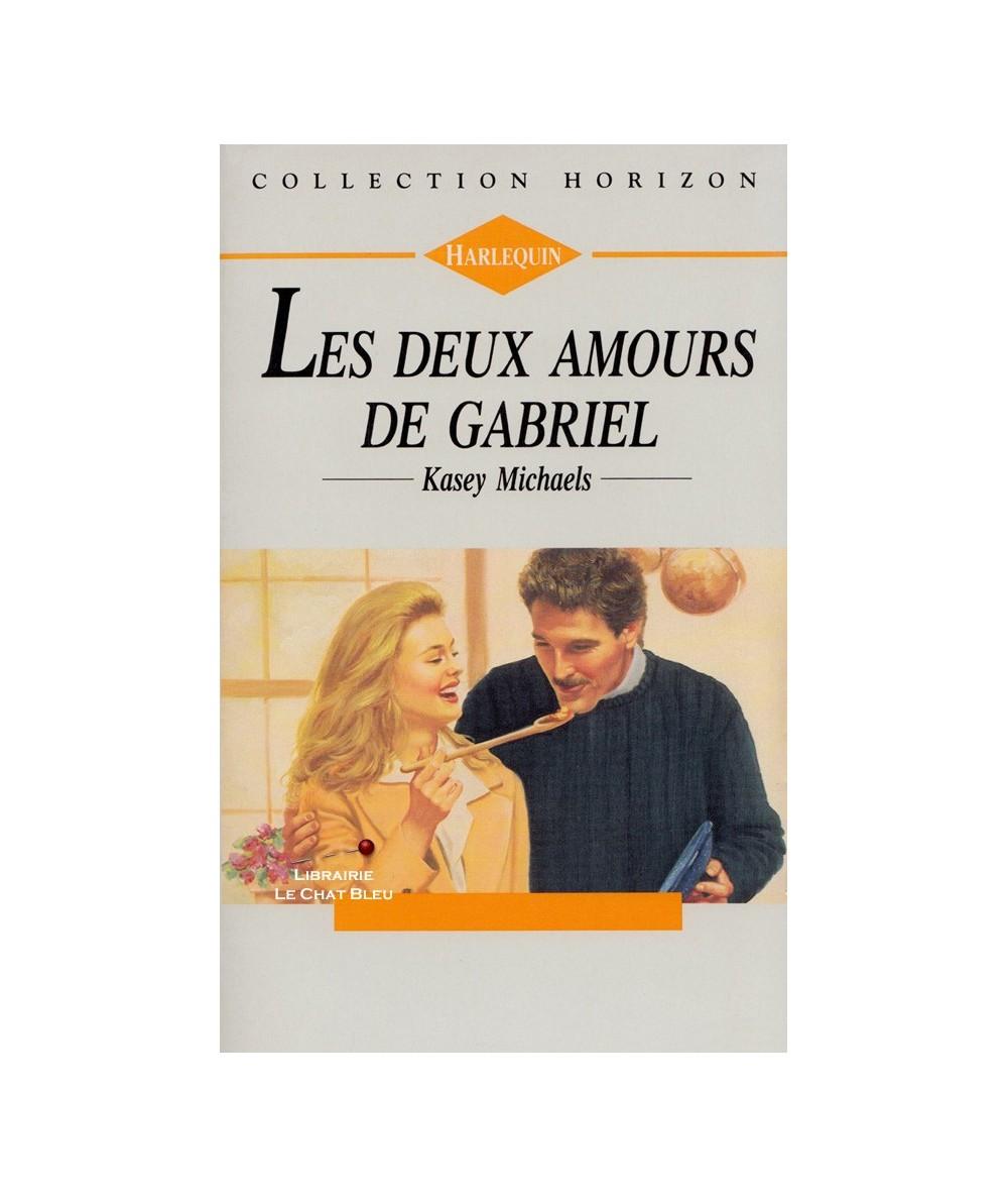 N° 1174 - Les deux amours de Gabriel (Kasey Michaels)