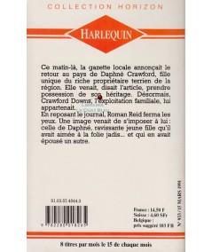 Quand la passion s'éveille (Lindsay Armstrong) - Harlequin Horizon N° 933