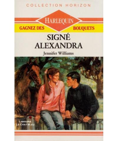 N° 790 - Signé Alexandra (Jennifer Williams)