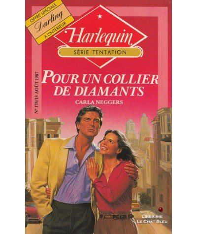 Pour un collier de diamants (Carla Neggers) - Harlequin Tentation N° 178