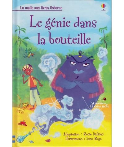 Le génie dans la bouteille (Rosie Dickins, Sara Rojo) - La malle aux livres Usborne