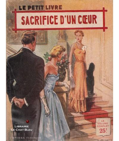Sacrifice d'un coeur (Michel Solmagne) - Le Petit Livre Ferenczi N° 1809