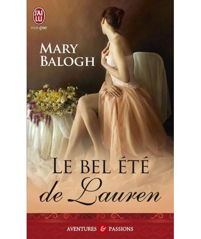 Le bel été de Lauren (Mary Balogh) - J'ai lu pour Elle N° 10169