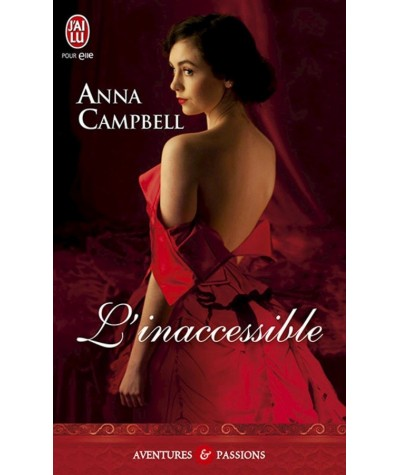 L'inaccessible (Anna Campbell) - J'ai lu pour Elle N° 10224