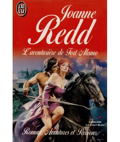 L'aventurière de Fort Alamo (Joanne Redd) - J'ai lu N° 3328