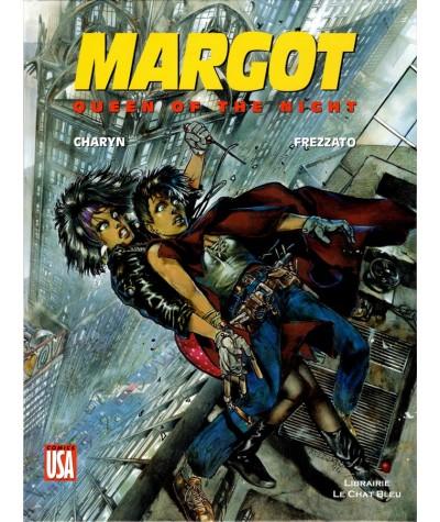 Margot T2 : Queen of the night (Charyn, Frezzato) - BD Glénat