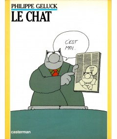 Le chat T1 (Philippe Geluck) - BD Casterman