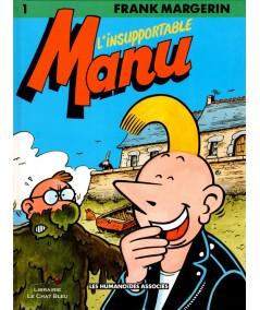 Manu T1 : L'insupportable Manu (Frank Margerin) - Les Humanoïdes Associés