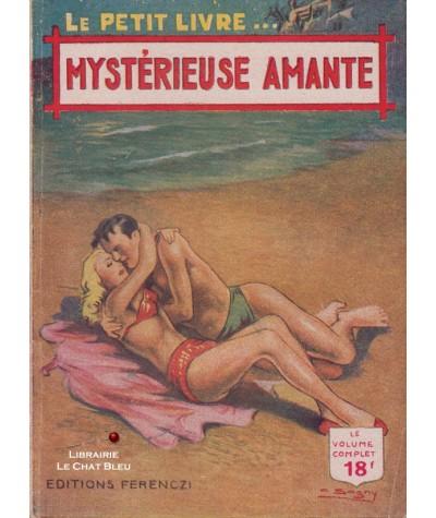 Mystérieuse amante (René Poupon) - Le Petit Livre Ferenczi N° 1611