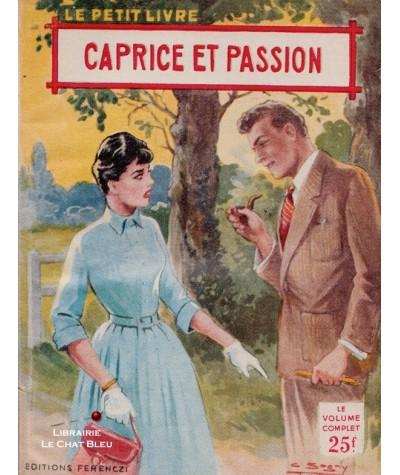 Caprice et passion (France Noël) - Le Petit Livre Ferenczi N° 1929