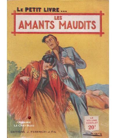Les amants maudits (Jean d'Yvelise) - Le Petit Livre Ferenczi N° 1601
