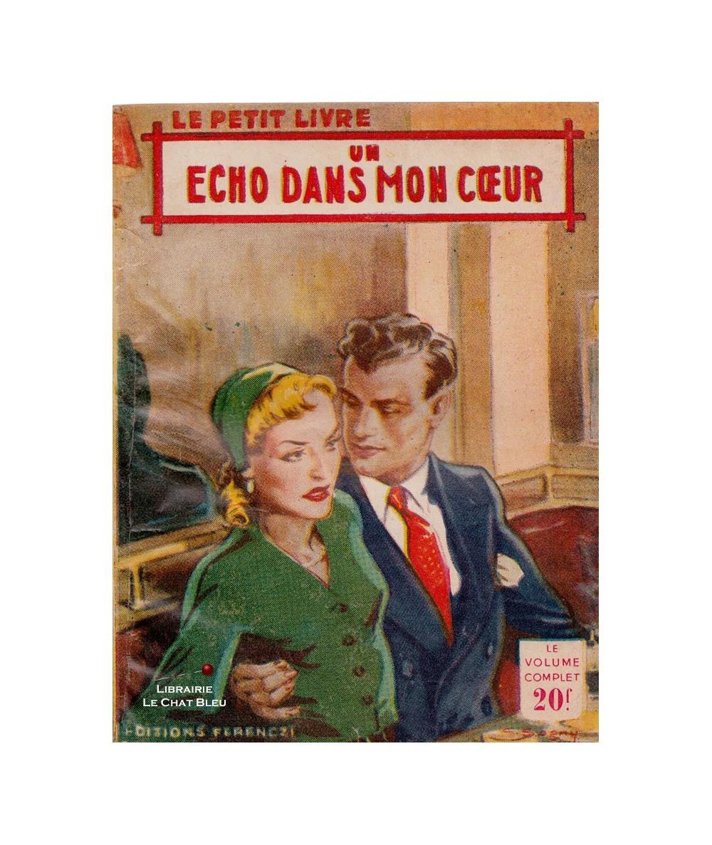Un écho dans mon coeur (Jean d'Astor) - Le Petit Livre Ferenczi N° 1831