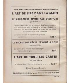 La métisse au coeur tendre (Paul Clérouc) - Le Petit Livre Ferenczi N° 1787