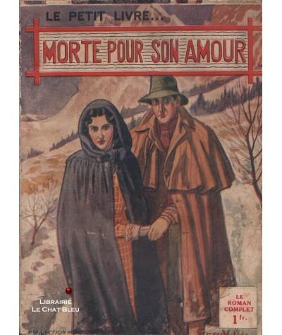 Morte pour son amour (Alain Berger) - Le Petit Livre Ferenczi N° 1355