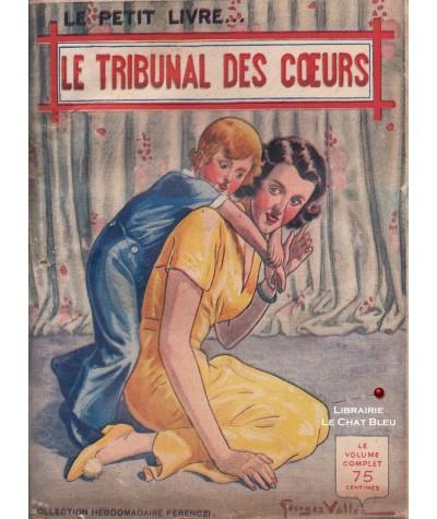 Le tribunal des coeurs (Jean Miroir) - Le Petit Livre Ferenczi N° 1290