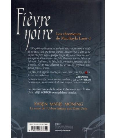 Les chroniques de MacKayla Lane T1 : Fièvre noire (Karen Marie Moning)