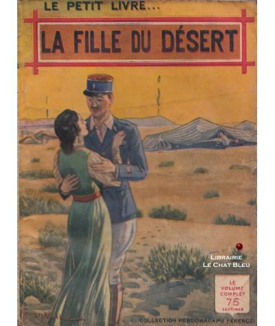 La fille du désert (René Duchesne) - Le Petit Livre Ferenczi N° 1295