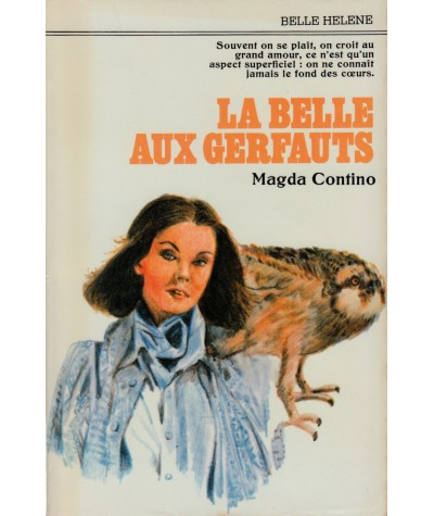 La belle aux gerfauts (Magda Contino) - Collection Belle Hélène