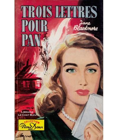 Trois lettres pour Pan (Jane Blackmore) - Nous Deux N° 100