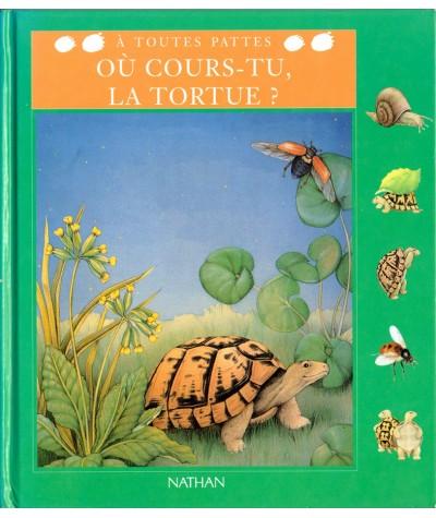 Où cours-tu, la tortue ? (Arianna Chottin, Pascale Wirth) - Collection À toutes pattes