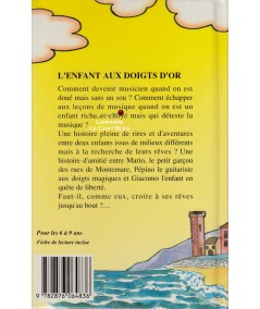 L'enfant aux doigts d'or (Roselyne Morel) - Collection Poussin N° 9