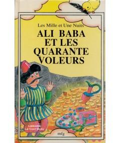 Ali Baba et les quarante voleurs : Les Mille et Une Nuits - Collection Poussin N° 10