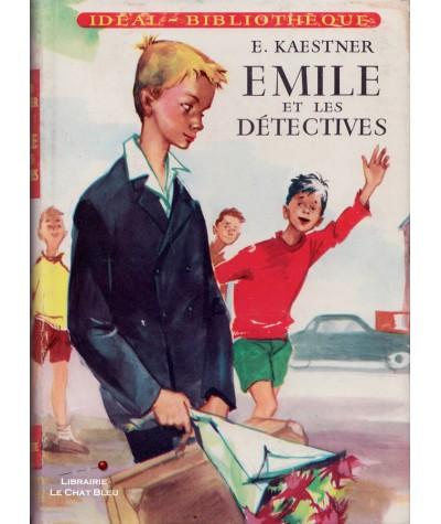 Emile et les détectives (Erich Kaestner) - Idéal-Bibliothèque