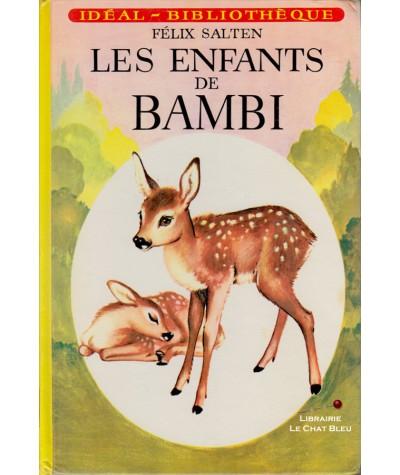 Les enfants de Bambi (Félix Salten) - Idéal-Bibliothèque
