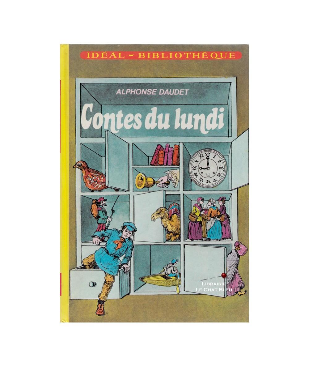 Contes du lundi (Alphonse Daudet) - Idéal-Bibliothèque