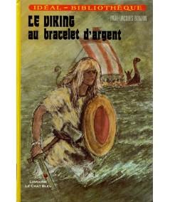 Le viking au bracelet d'argent (Paul-Jacques Bonzon) - Idéal-Bibliothèque