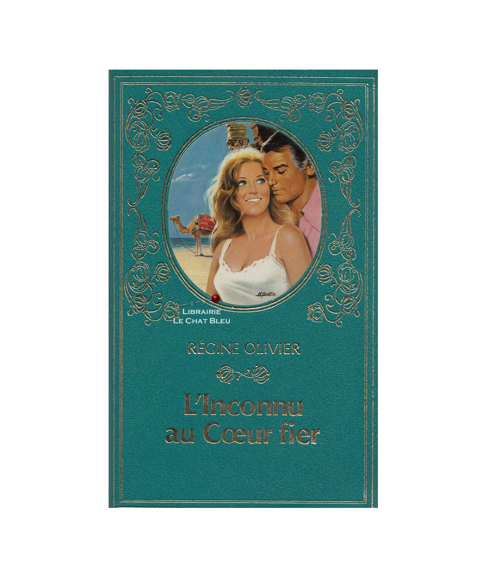 L'inconnu au coeur fier (Régine Olivier) - Collection Turquoise