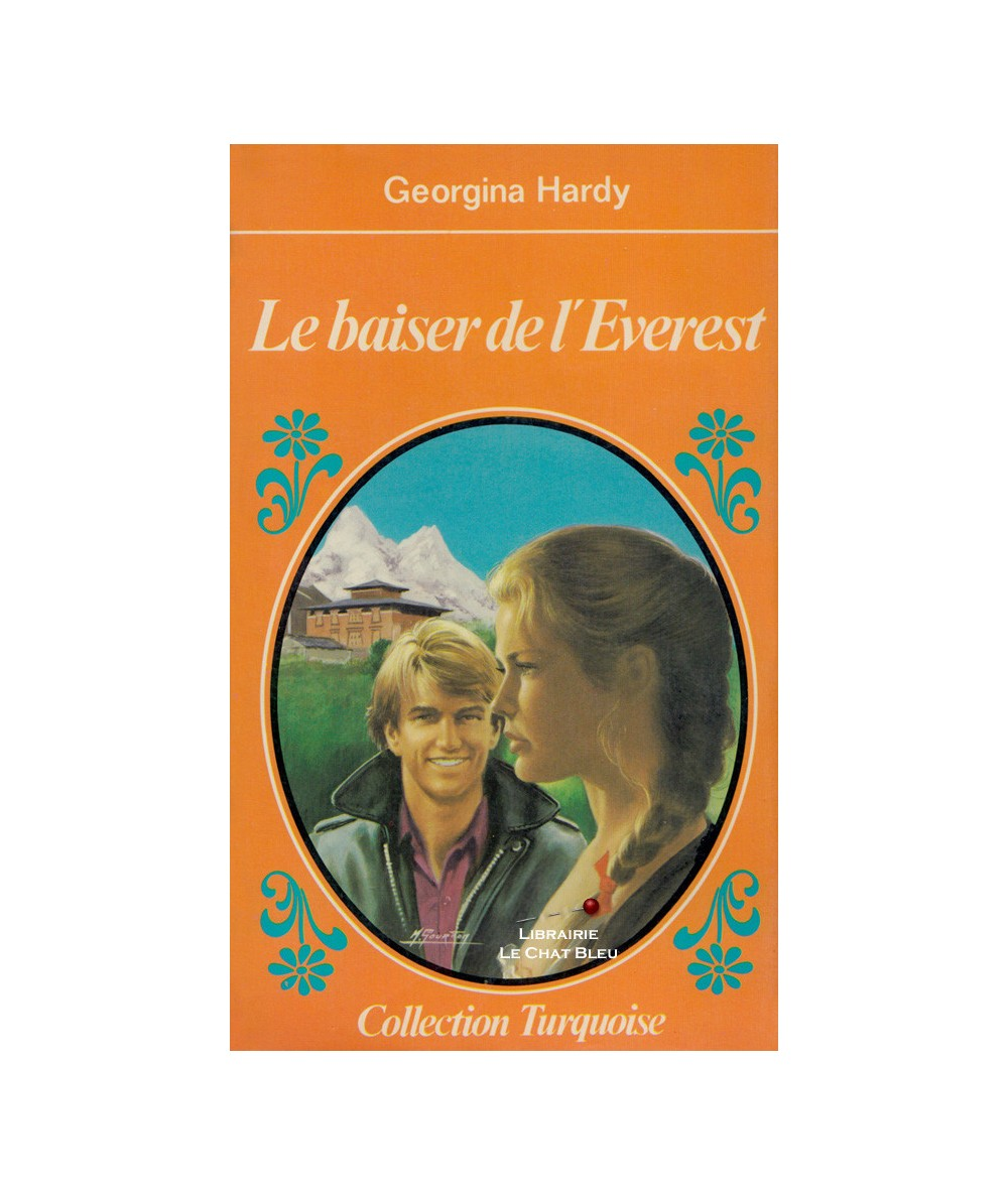 Le baiser de l'Everest (Georgina Hardy) - Collection Turquoise N° 87