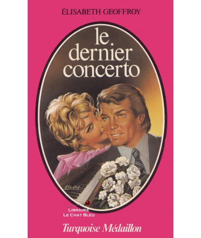 Le dernier concerto (Elisabeth Geoffroy) - Collection Turquoise N° 64