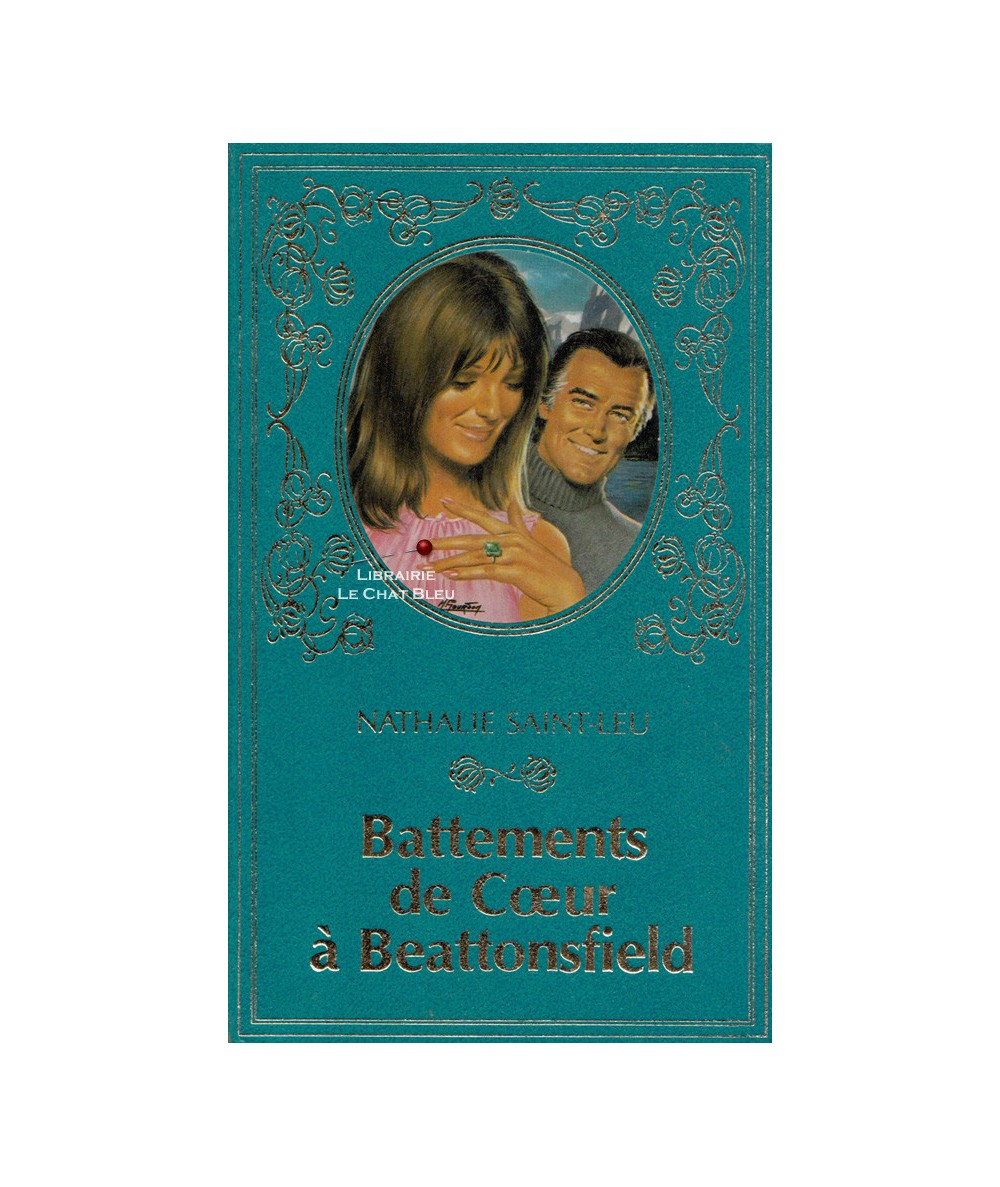 Battements de coeur à Beattonsfield (Nathalie Saint-Leu) - Collection Turquoise