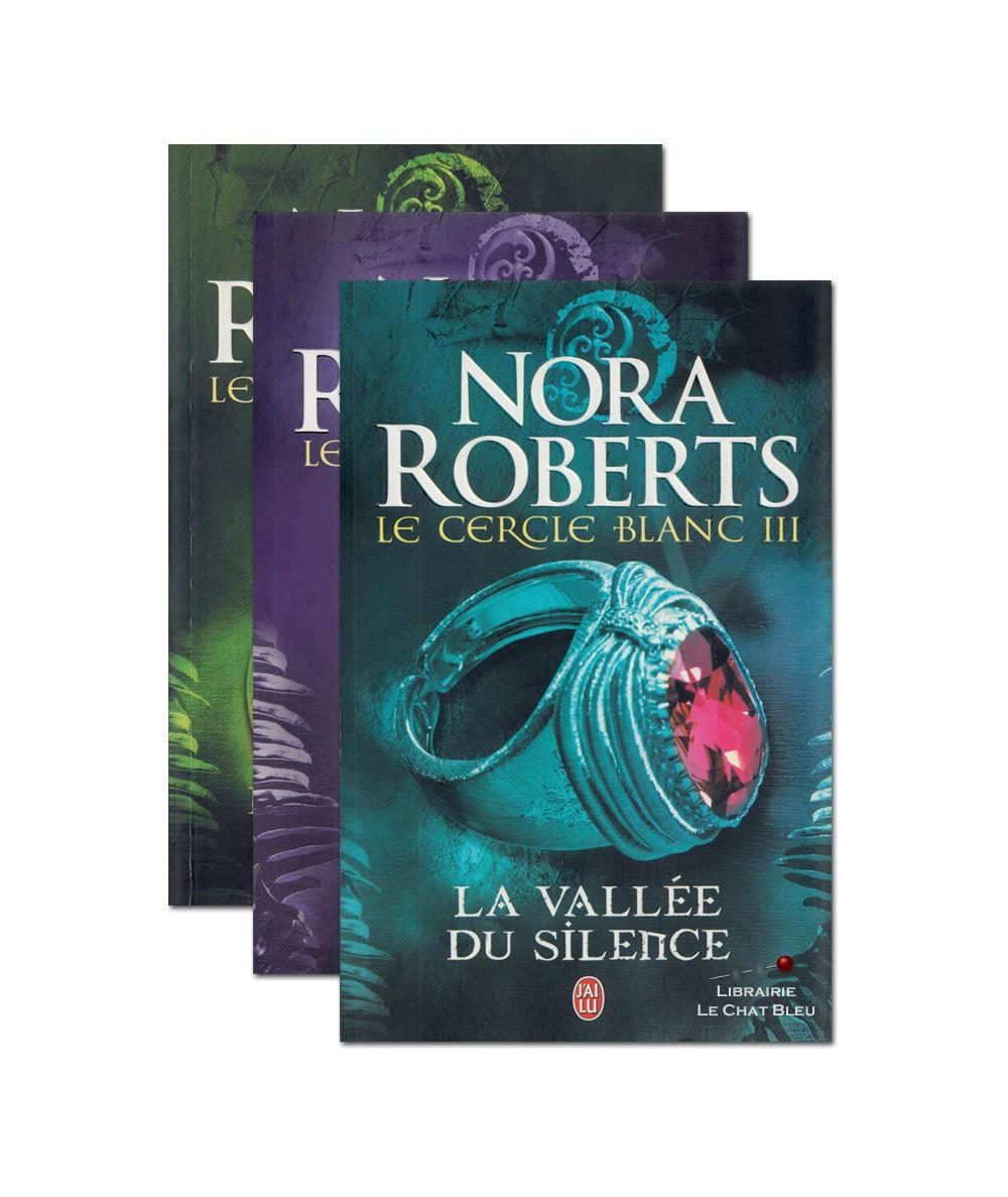 Trilogie fantastique : Le Cercle blanc (Nora Roberts) - Editions J'ai lu