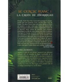 Le Cercle blanc (Nora Roberts) : La croix de Morrigan - Editions J'ai lu