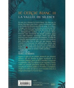 Le Cercle blanc (Nora Roberts) : La Vallée du silence - Editions J'ai lu