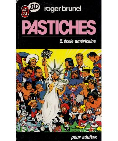 Pastiches T2 : École américaine (Roger Brunel) - J'ai lu BD N° 115
