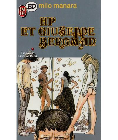 HP et Giuseppe Bergman (Milo Manara) - J'ai lu BD N° 20