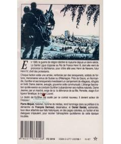 Les chemins de Malefosse T1 : Le diable noir (Bardet, Dermaut) - J'ai lu BD N° 19