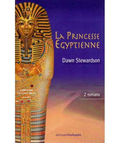 La princesse égyptienne (Dawn Stewardson) - Harlequin HS